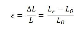 strain-equation