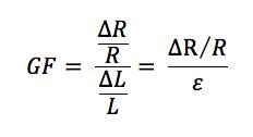 gauge-factor-equation