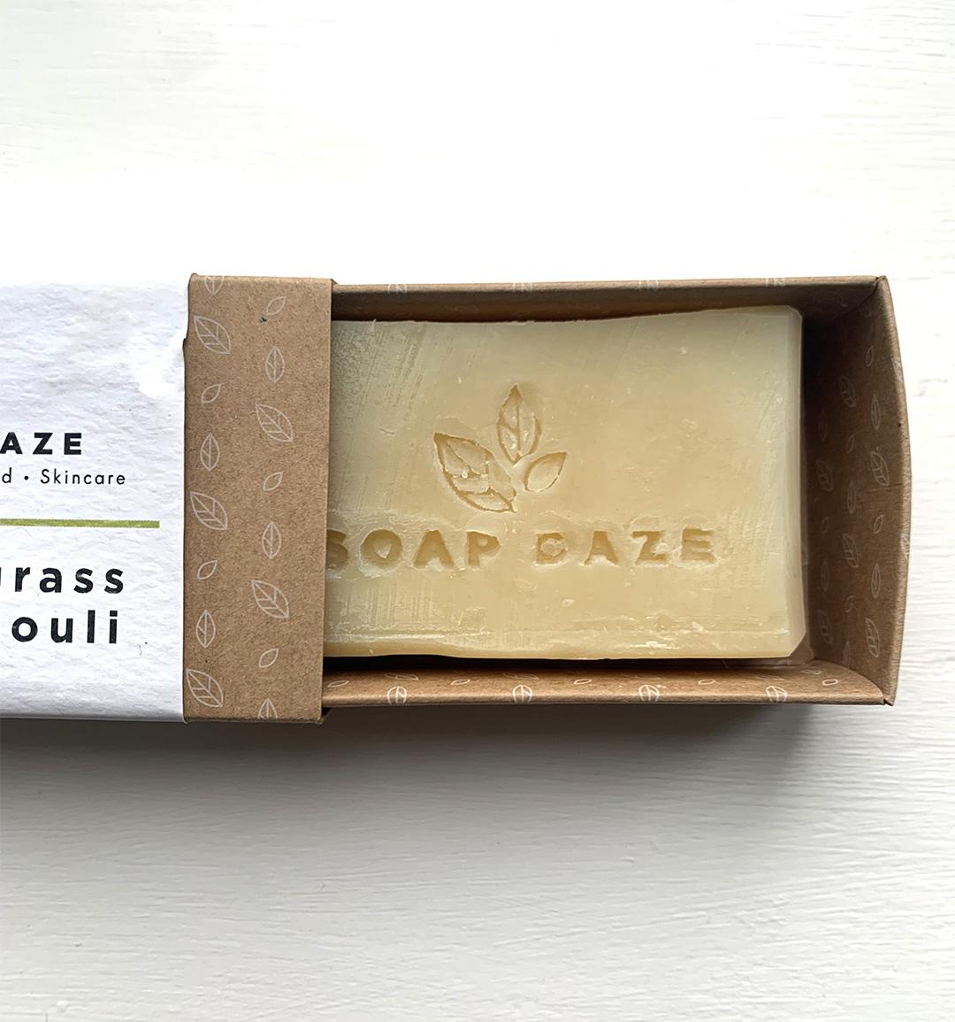 Plastic Free Soap